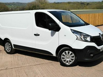 used Renault Trafic SL27 dCi 120 Business Van