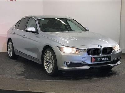 used BMW 320 3 Series 2.0 d Luxury xDrive (s/s) 4dr Saloon diesel saloon