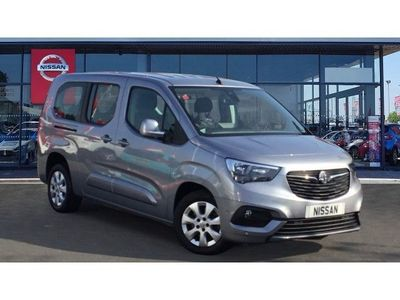 used Vauxhall Combo Life 1.5 Turbo D Energy XL 5dr [7 seat]