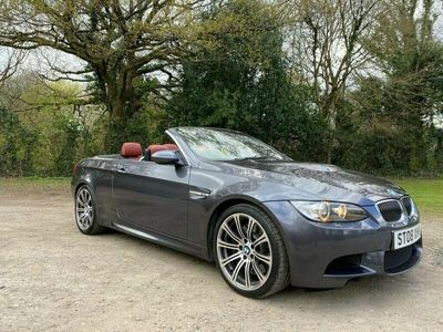 used BMW M3 3 Series 4.0V8 Convertible 2d