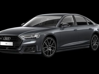 used Audi A8 55 Tfsi Quattro Black Edition 4Dr Tiptronic