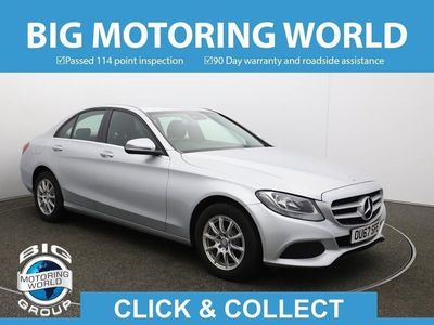 used Mercedes C220 C ClassD SE for sale | Big Motoring World