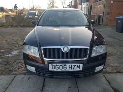used Skoda Octavia 1.9 TDI PD Laurin & Klement 5dr