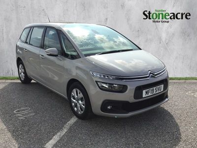 used Citroën C4 SpaceTourer Grand1.2 PureTech Touch Edition MPV 5dr Petrol Manual (s/s) (130 ps)