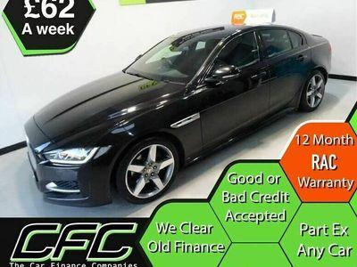 used Jaguar XE 2.0d R-Sport (180ps) 1999cc Auto