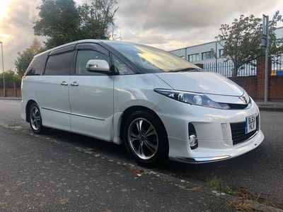 used Toyota Estima Aeras 2.4 VVT-I AUTO Petrol 5dr
