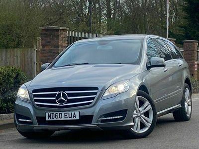 used Mercedes R350 R Class 3.0CDI L 5dr