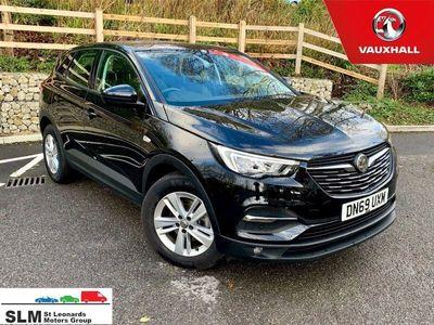used Vauxhall Grandland X SE | Network Q