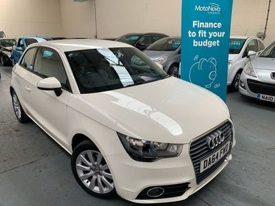 used Audi A1 1.6 TDI Sport 3dr