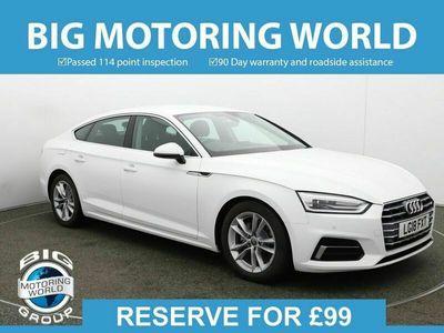 used Audi A5 Sportback TFSI SPORT for sale | Big Motoring World