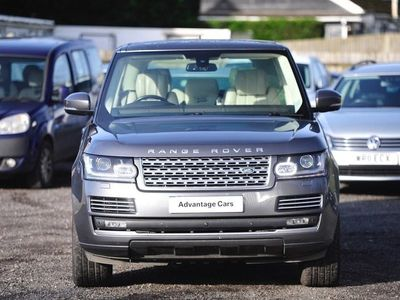 used Land Rover Range Rover 4.4 Sdv8 Autobiography 4Dr Auto suv 2016