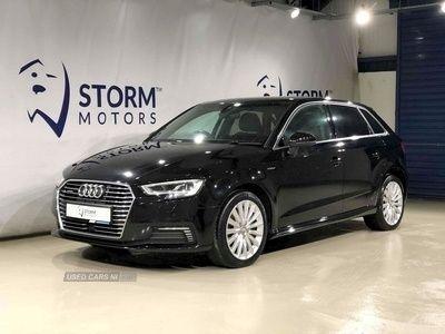 used Audi A3 e-tron **Plug-In Hybrid** 1.4 5dr Hatchback Automatic Petrol Plug-in Hybrid