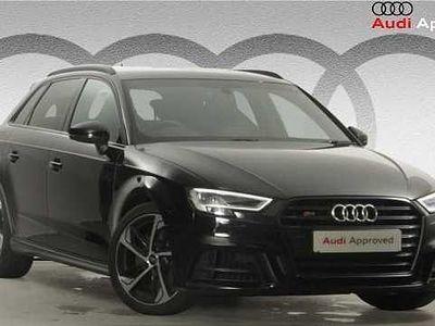used Audi S3 Sportback Black Edition TFSI 300 PS S tronic