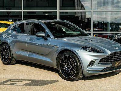 used Aston Martin DBX 4.0 V8 Auto 4WD (s/s) 5dr
