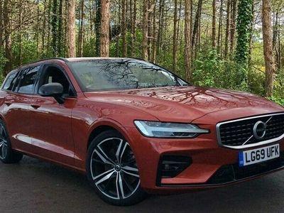 used Volvo V60 null sportswagon