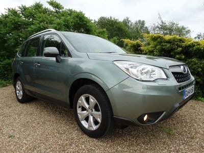 used Subaru Forester 2.0i XE CVT 5dr
