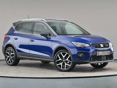 used Seat Arona FR Sport 1.0 TSI 115 PS 6-speed manual 5dr