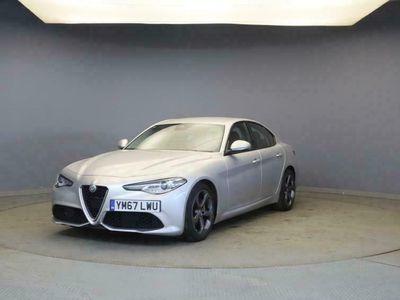 used Alfa Romeo Giulia Saloon 2.1 TD SPECIALE 4d 178 BHP diesel