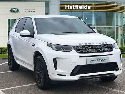 used Land Rover Discovery Sport NewD180 R-Dynamic SE Diesel MHEV 2.0 5dr