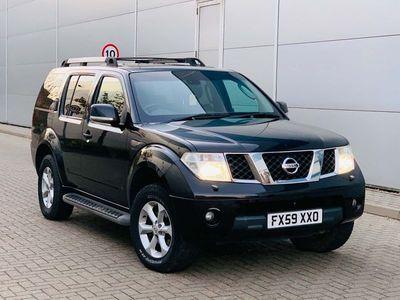 used Nissan Pathfinder DCI TEKNA