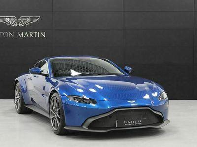 used Aston Martin Vantage 2dr ZF 8 Speed Auto hatchback 2019