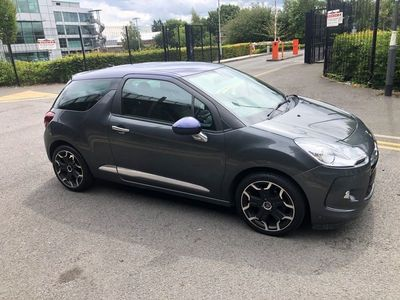 used Citroën DS3 1.6 e-HDi Airdream DStyle Plus Hatchback 3dr Diesel Manual (98 g/km, 90 bhp)