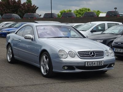 used Mercedes CL500 CL 5.02dr