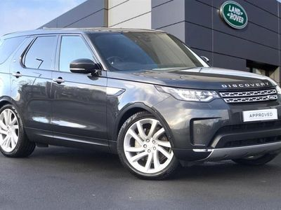 used Land Rover Discovery 2019 Mwell 3.0 Sdv6 Hse Luxury 5Dr Auto