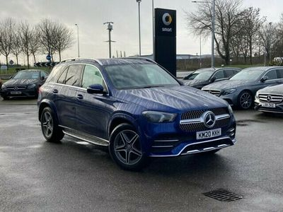 used Mercedes 300 Gle Class GLEd 4MATIC AMG Line 5 seats 2.0 5dr