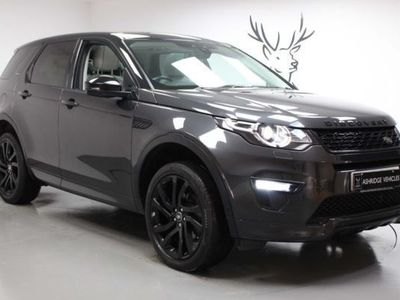 used Land Rover Discovery Sport 2.0 TD4 HSE Dynamic Lux Auto 4WD (s/s) 5dr 7 Seat