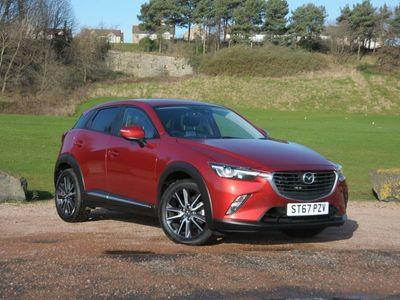 used Mazda CX-3 2.0 SPORT NAV 4X4 5-Door
