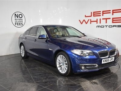 used BMW 520 5 Series d [190] Luxury 4dr Step Auto