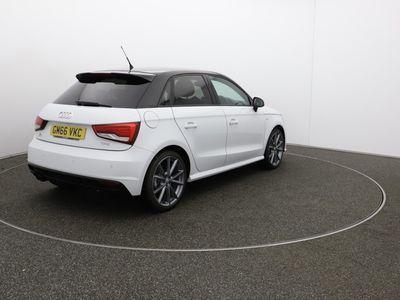used Audi A1 Sportback TFSI S LINE BLACK EDITION