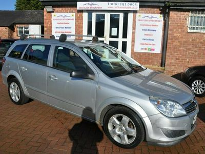 used Vauxhall Astra 1.7 CLUB CDTI 5d 100 BHP EXCELLENT RUNNER / ROOF RACK