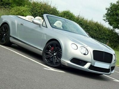 used Bentley Continental GT GTC Convertible 4.0 V8 2d Auto