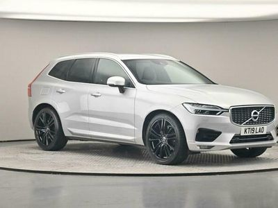 used Volvo XC60 2.0 D5 PowerPulse R-Design Pro Auto AWD (s/s) 5dr