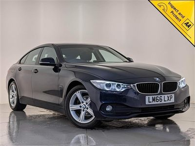 used BMW 418 Gran Coupé 4 Series Gran Coupe 2.0 d SE (s/s) 5dr