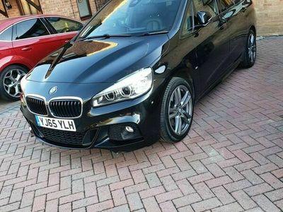 used BMW 220 Gran Tourer 2 Series Gran Tourer 2.0 d M Sport Auto xDrive (s/s) 5dr