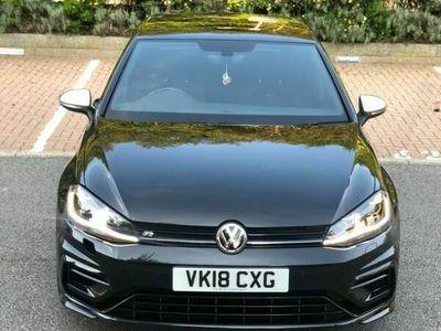 used VW Golf 2.0 TSI R DSG 4Motion (s/s) 5dr