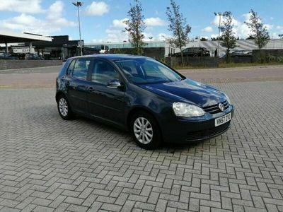 used VW Golf 1.6 FSI Match 5dr