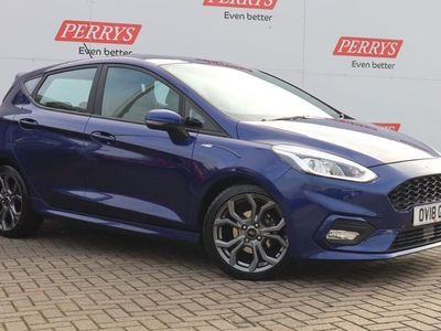 used Ford Fiesta 1.0 EcoBoost ST-Line 5dr Auto