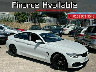 used BMW 418 4 Series 2.0TDSport (s/s) Gran 5d