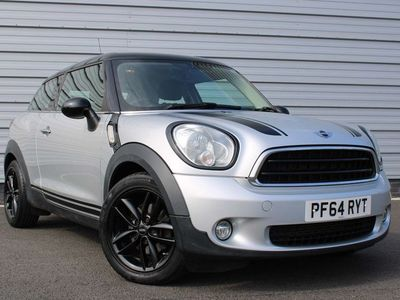 used Mini Cooper D Paceman 2.0 3dr