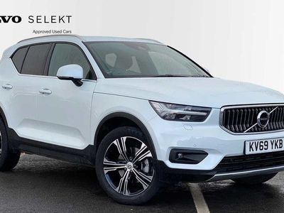 used Volvo XC40 2.0 T4 Inscription Pro 5Dr Awd Geartronic