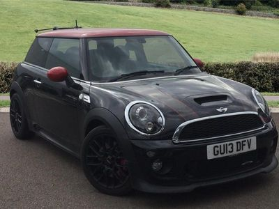 used Mini John Cooper Works Hatch 1.6 3dr