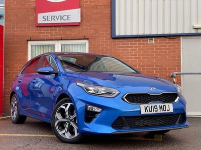 used Kia cee'd 1.4T Gdi Isg Blue Edition 5Dr Dct
