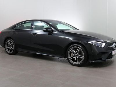 used Mercedes CLS350 CLSD 4Matic Amg Line Auto 4-Door