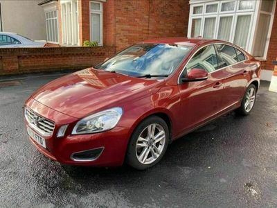 used Volvo S60 2.0 D4 SE LUX 4d 161 BHP Leather - R/Sensors - CruiseControl