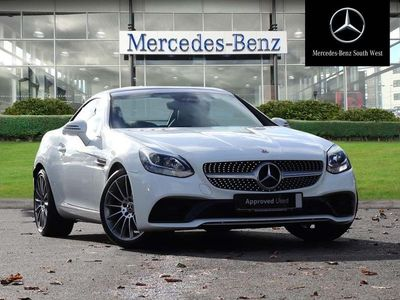 used Mercedes SLC180 Slc-ClassAMG Line Auto 1.6 2dr