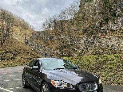 used Jaguar XF 3.0d S V6 Luxury 4dr